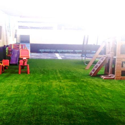 Playground of Al Rayah International School